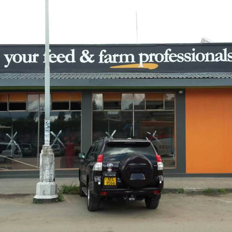 Pro Feeds Harare Project Artisan