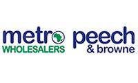 Metro Peech & Browne Logo
