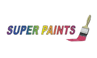 Super Paints Logo