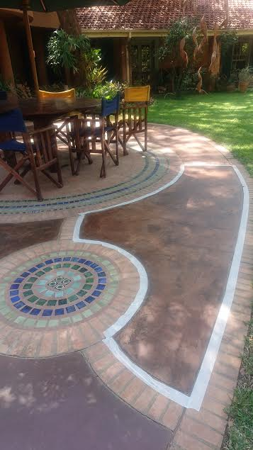 Pevensey – Special Floor Finish